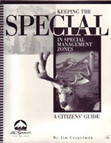 Link to the Special Management Zones Report